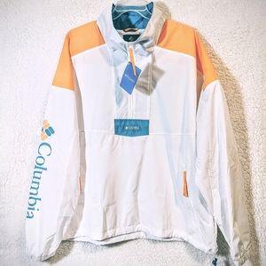 Columbia Omni Shield Windbreaker Anorak Jacket